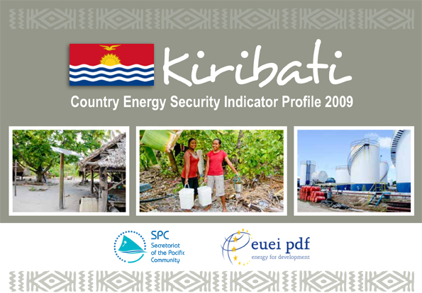 Kiribati country profile