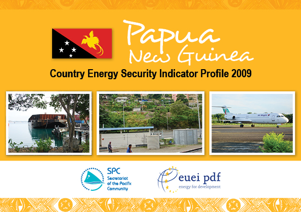 PNG country profile