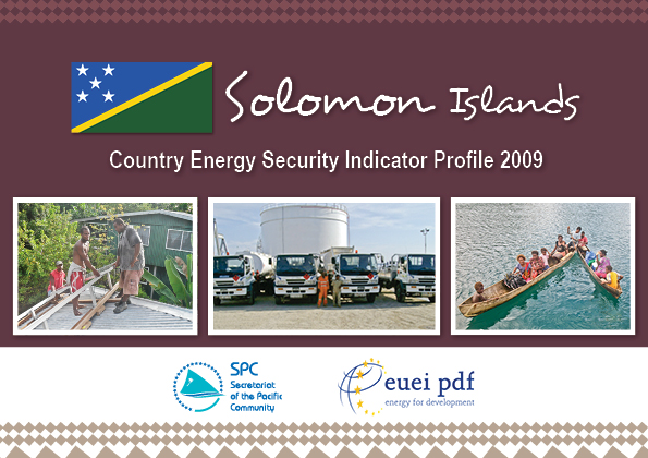 Solomon Islands country profile