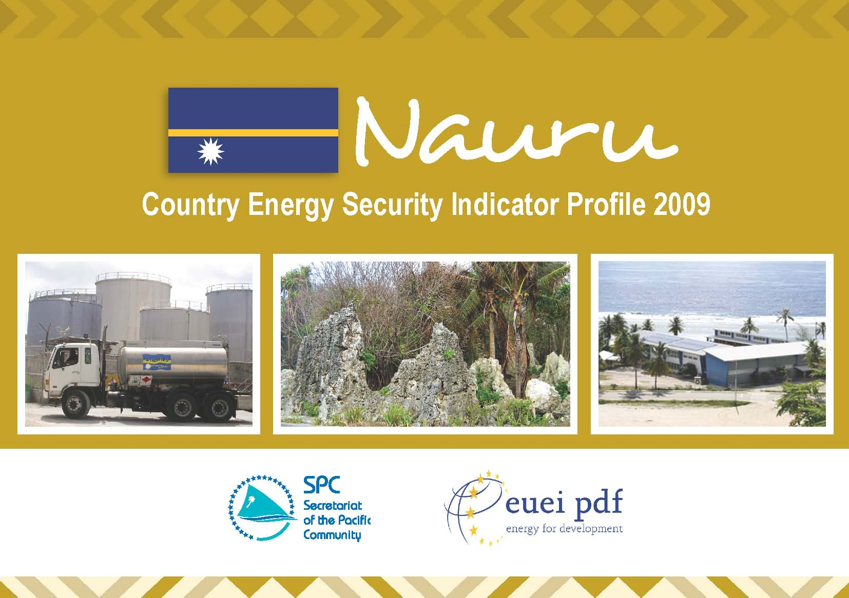 nauru country profile