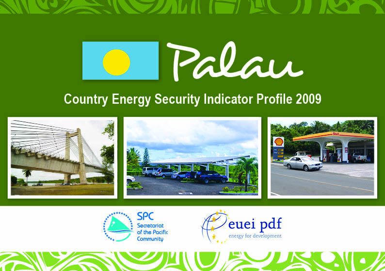 palau country profile